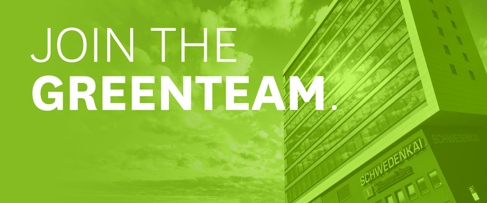 Join the GREENTEAM